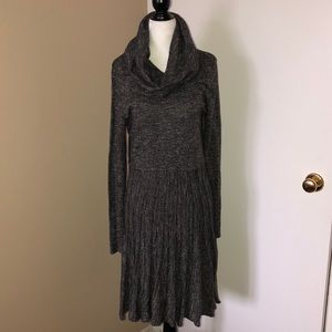 3 for $25Max Studio Turtle neck long sleeve dress